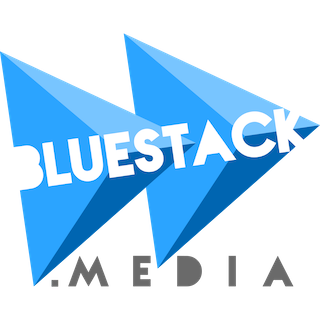 Bluestack Media logo